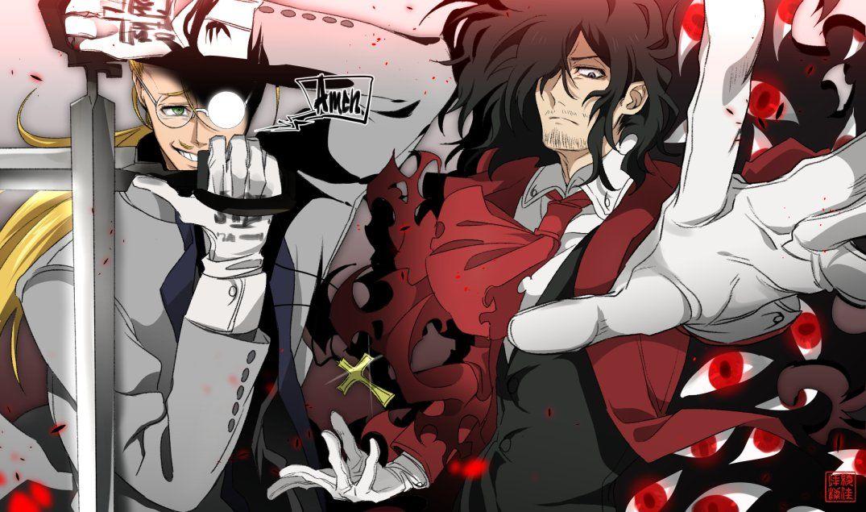 Boku no Hero Academia x Hellsing || Cross-Over [ Present Mic