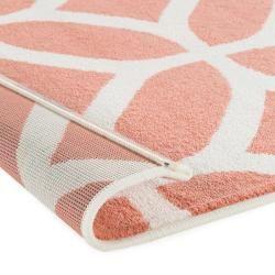 Photo of benuta Kurzflor Teppich Sun Rosa 120×170 cm – Moderner Teppich für Wohnzimmer benuta