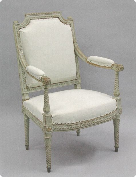 past & present: french chairs + diy project - Louisxvi2ndpass- A History Lesson On Fabulous French Chairs