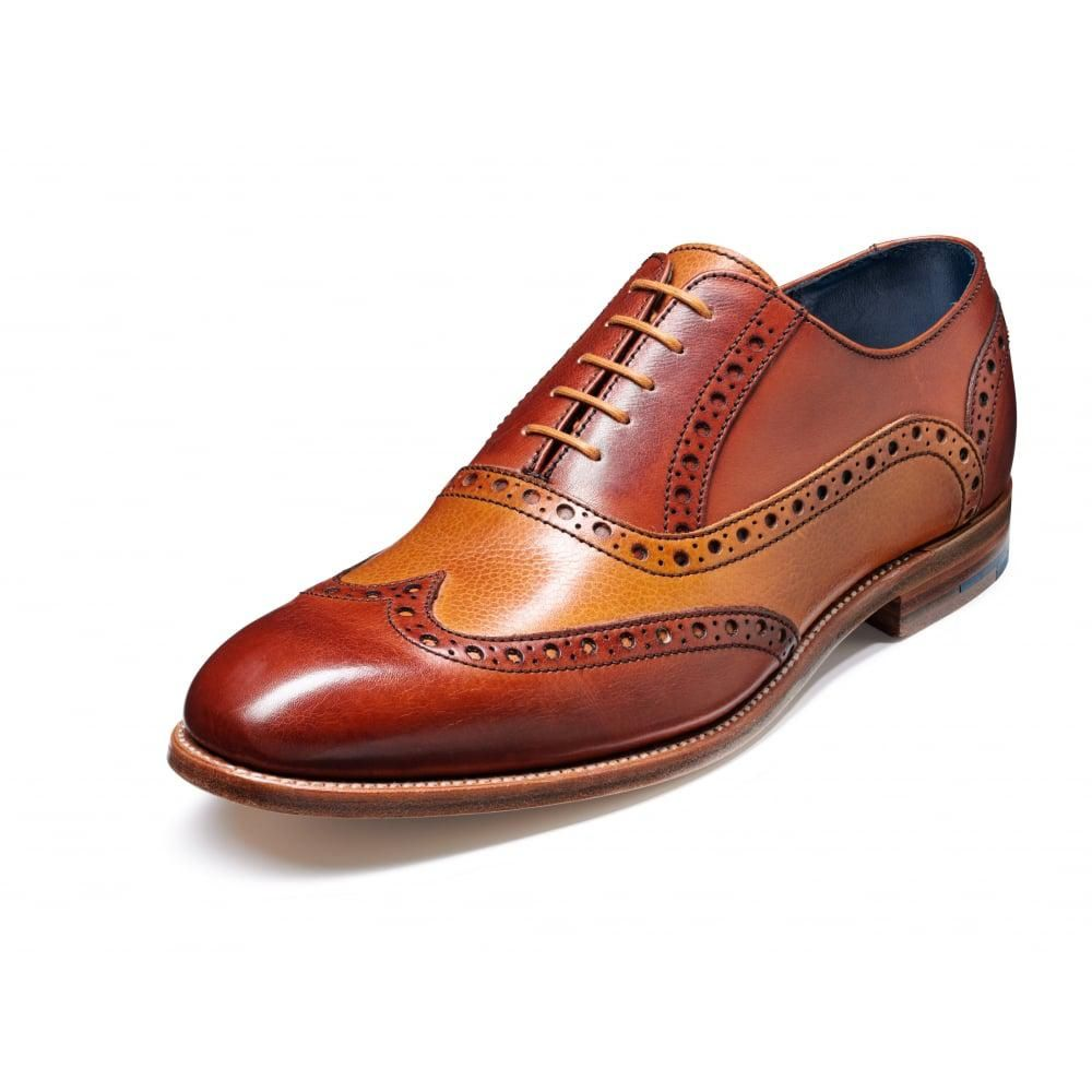 5dfb71aefa2c Buy Barker Men s Multicolor Grant Leather Brogue