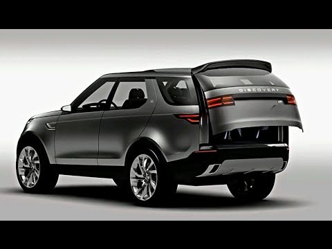 New Look Land Rover Discovery Luxury 2017 Vision Concept Exterior Interior