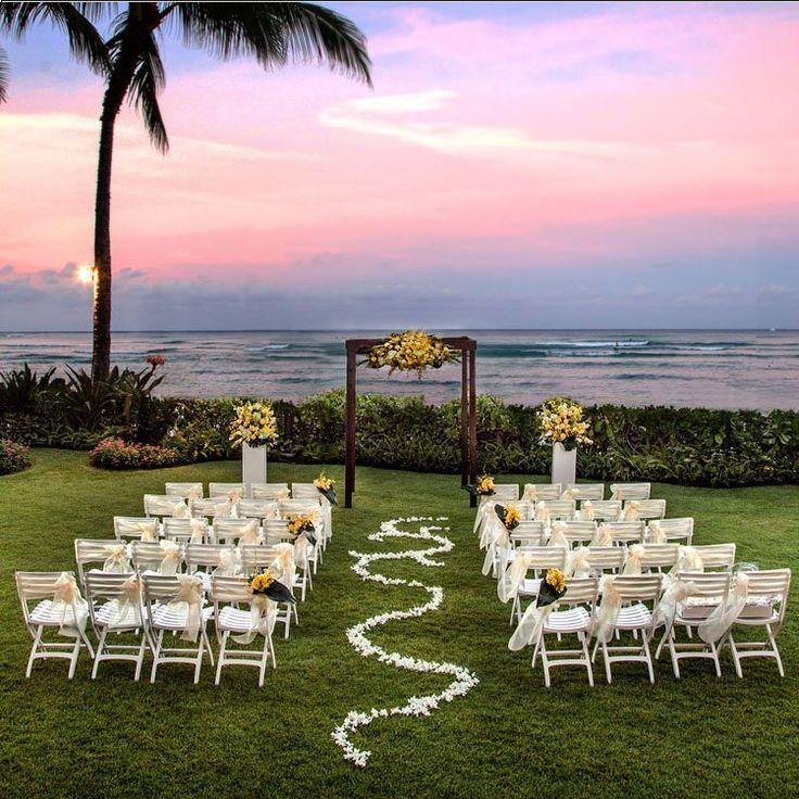 Beach House In Oahu: Oahu Wedding Venues