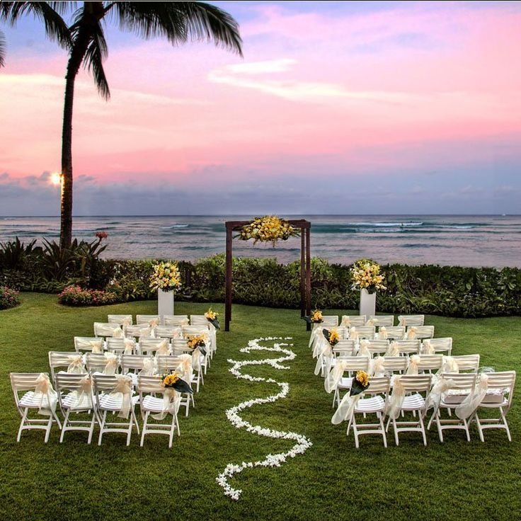 Wedding Venues Oahu