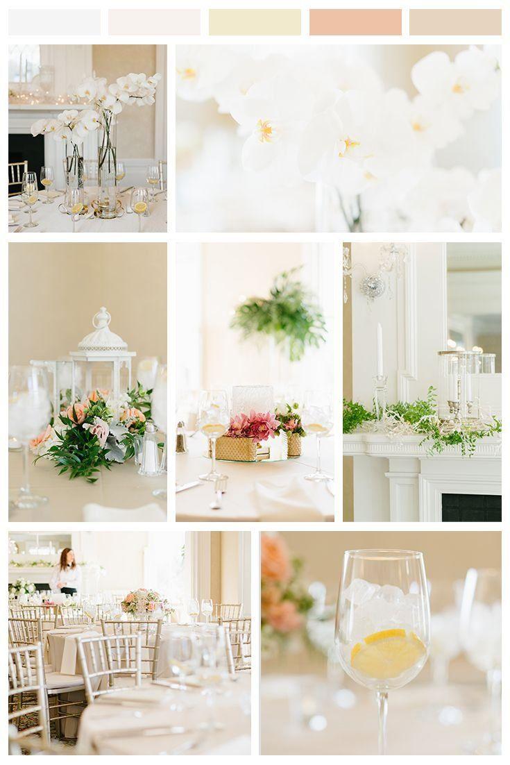 Summer Wedding Colors   Neutral Wedding Colors  – Modern Design – Modern
