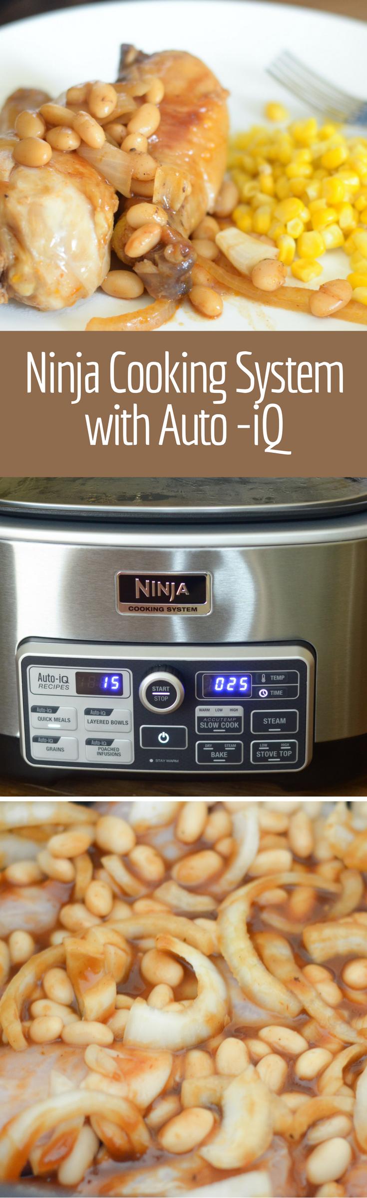 Ninja Cooking System With Auto IQ #NinjaDeliciouslyDoneEasy #NinjaPartner