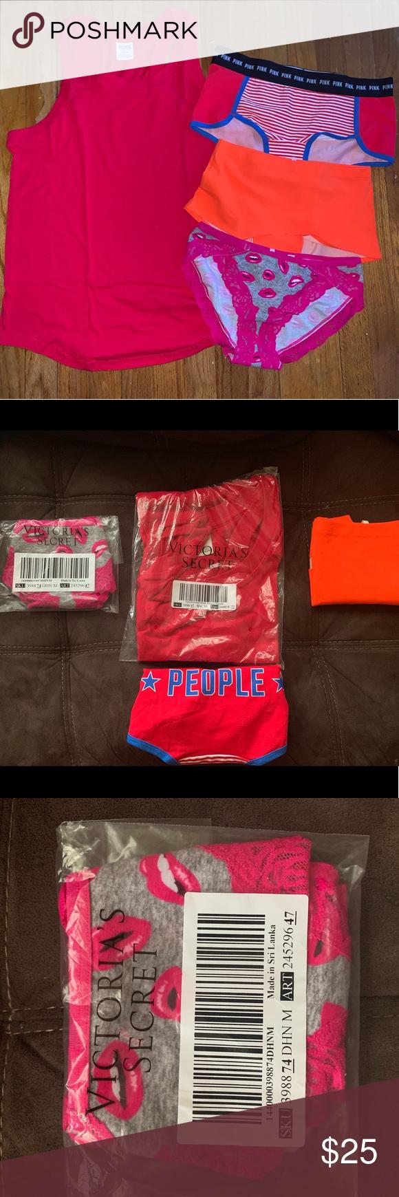 Victoria Secret Pink Bundle I put together these Pink items