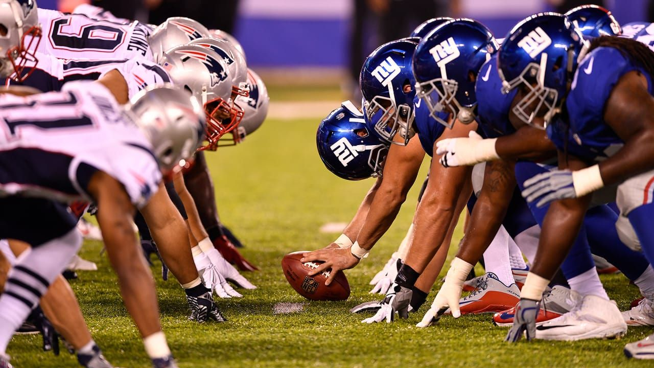 Giants vs Patriots Live Stream