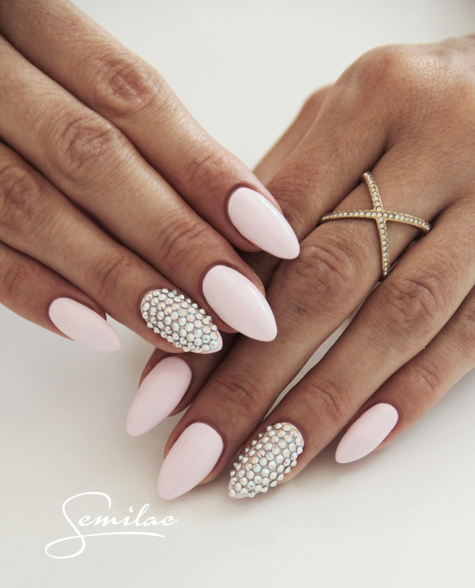 Pin by Scully on Paznokcie | Pinterest | Manicure, Nail nail and ...