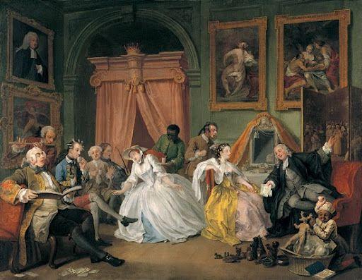 William Hogarth 6 William Hogarth Arte Rococo Pintor