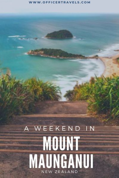 A weekend in Mount Maunganui – everything you need to know about this coastal town in Tauranga, New Zealand. Hike Volcanoes, spot sealife or camp on the beach. This little town has everything you need   #Camping #NewZealand #travel #hiking #thingstodo #Tauranga #BayOfPlenty   things to do in New Zealand, Coastal towns New Zealand, Beach Holiday New Zealand