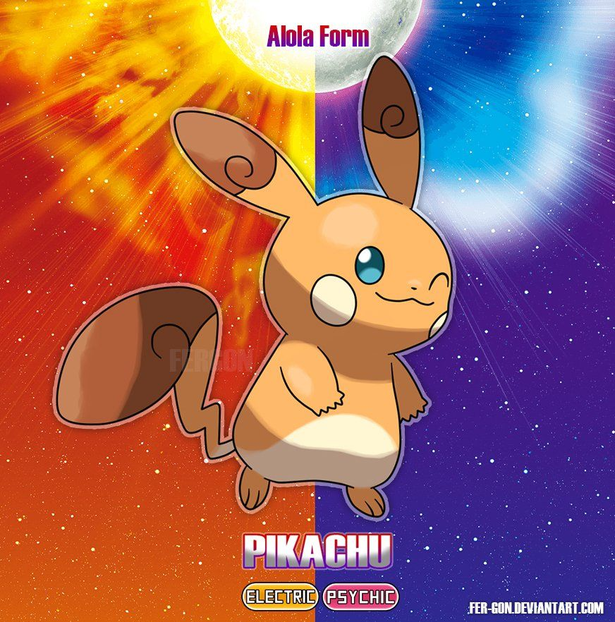 Image result for alola forms | Rainbow VERSION | Pinterest ...