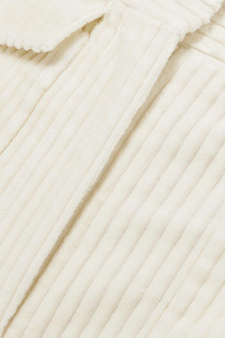 092fb17660 Victoria, Victoria Beckham | Cotton-corduroy pants | NET-A-PORTER.COM