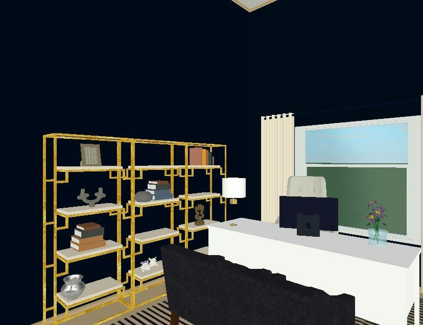 Playing With My Interior Design Software And Came Up