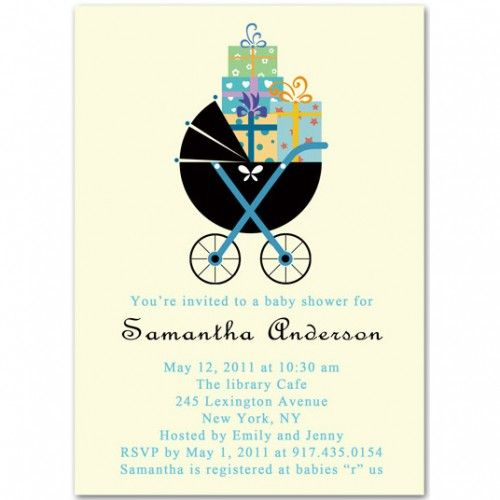 Modern baby shower invitation cards retirement pinterest modern baby shower invitation cards filmwisefo
