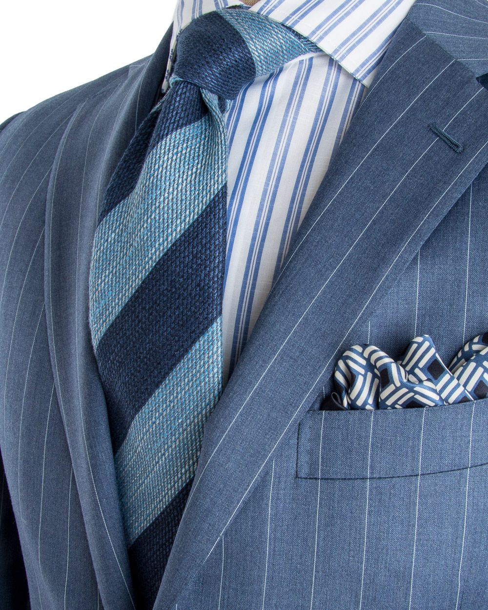 Ties On Sale, Skyblue, Cotton, 2017, one size Belvest