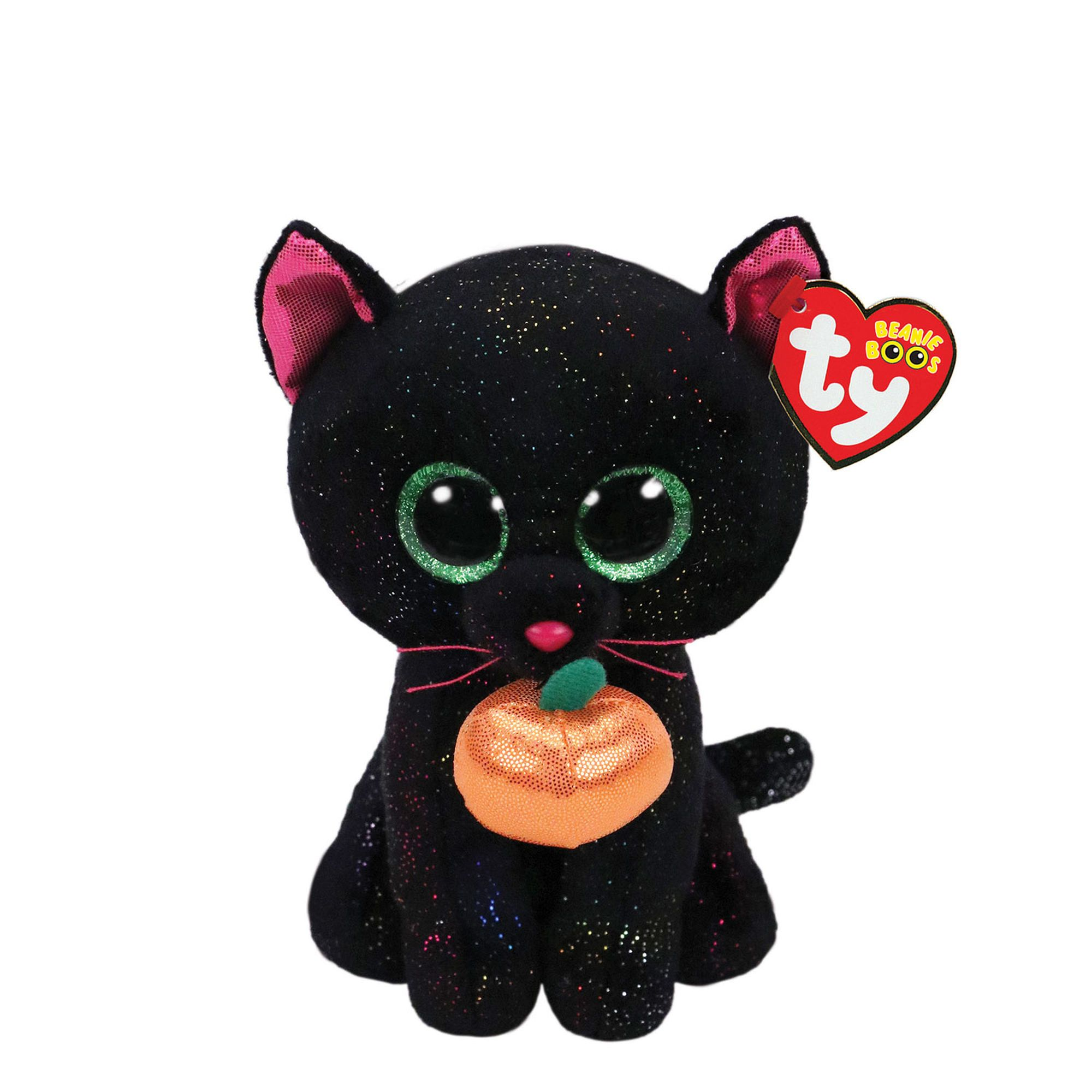 Ty Beanie Boo Small Potion the Cat Plush Toy Ty beanie