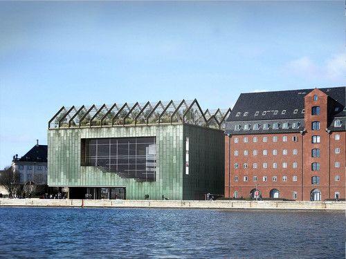 Tommaso Secchi, Chiara Baiocco — Copenaghen Library