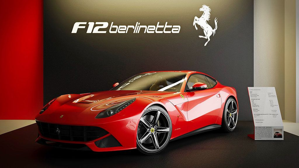 Ferrari F12 Ferrari F12 Showroom