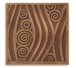 Art Deco Accent Tile