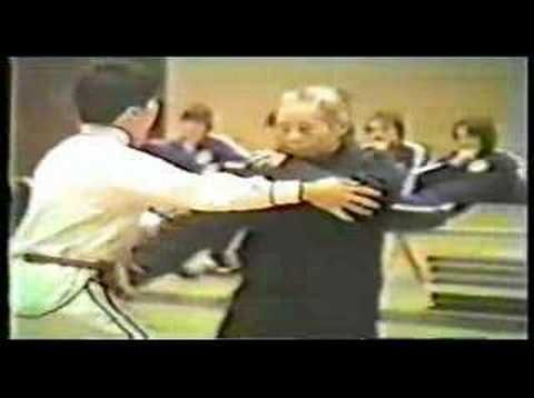 Tien Shan Pai - Tai Chi Two Person Set - YouTube | Martial