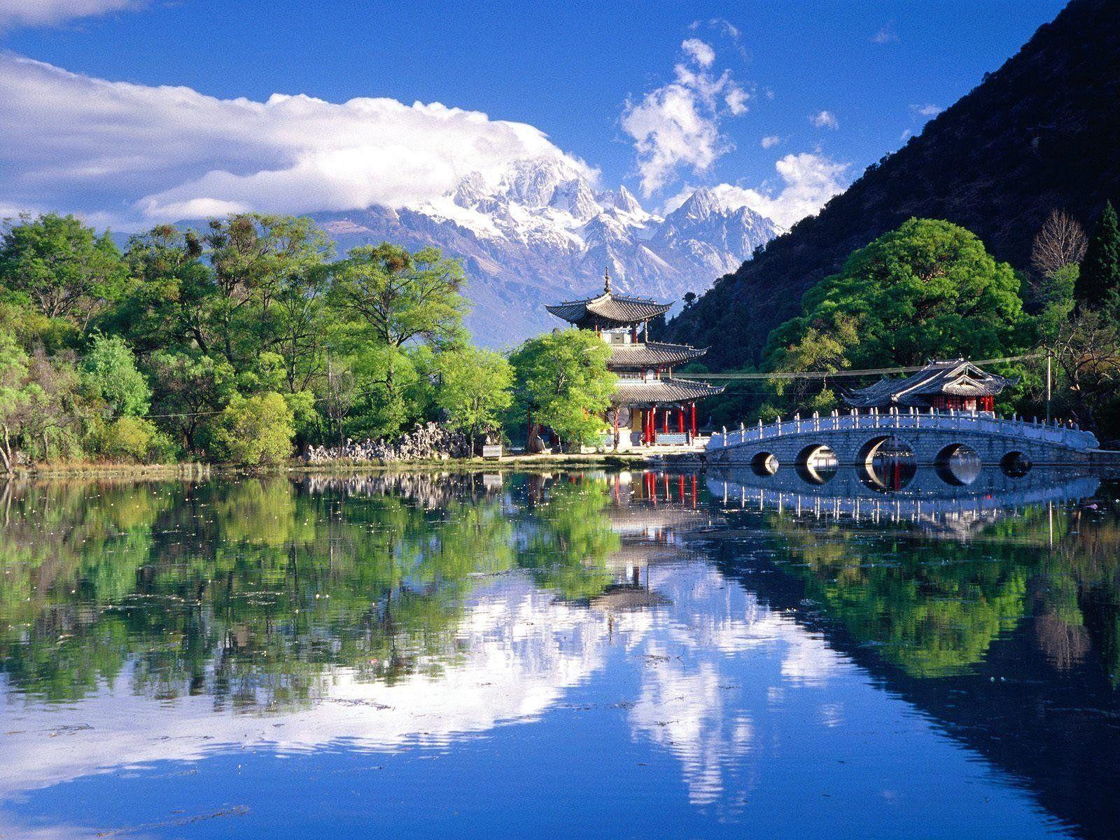 beautiful landscape wallpapers hd free Nature