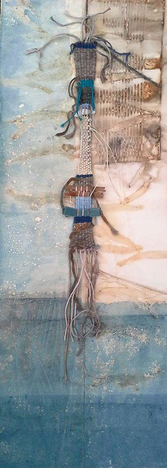 weave blue Elizabeth Bunsen elizabethbunsen.typepad.com