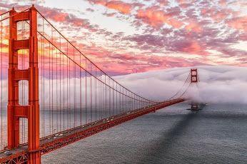 Ponte Golden Gate, Baía de São Francisco