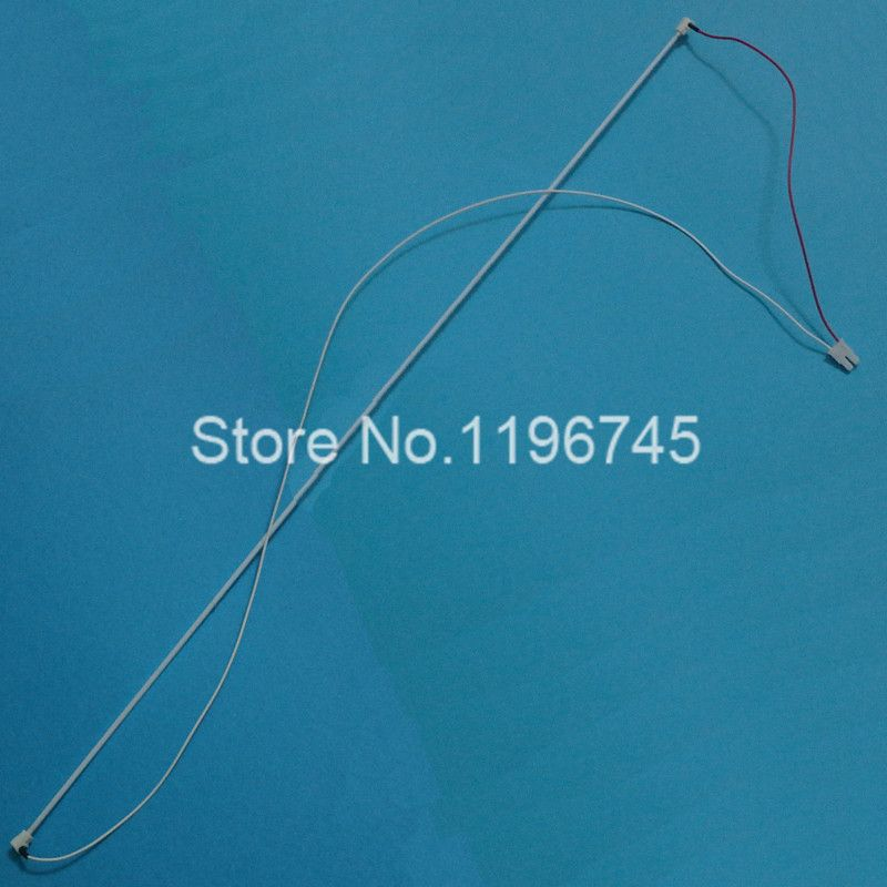 255x2 0mm ccfl backlight lamps with wire harness for 12 1 inch lcd laptop screen  display without welding 10pcs/lot