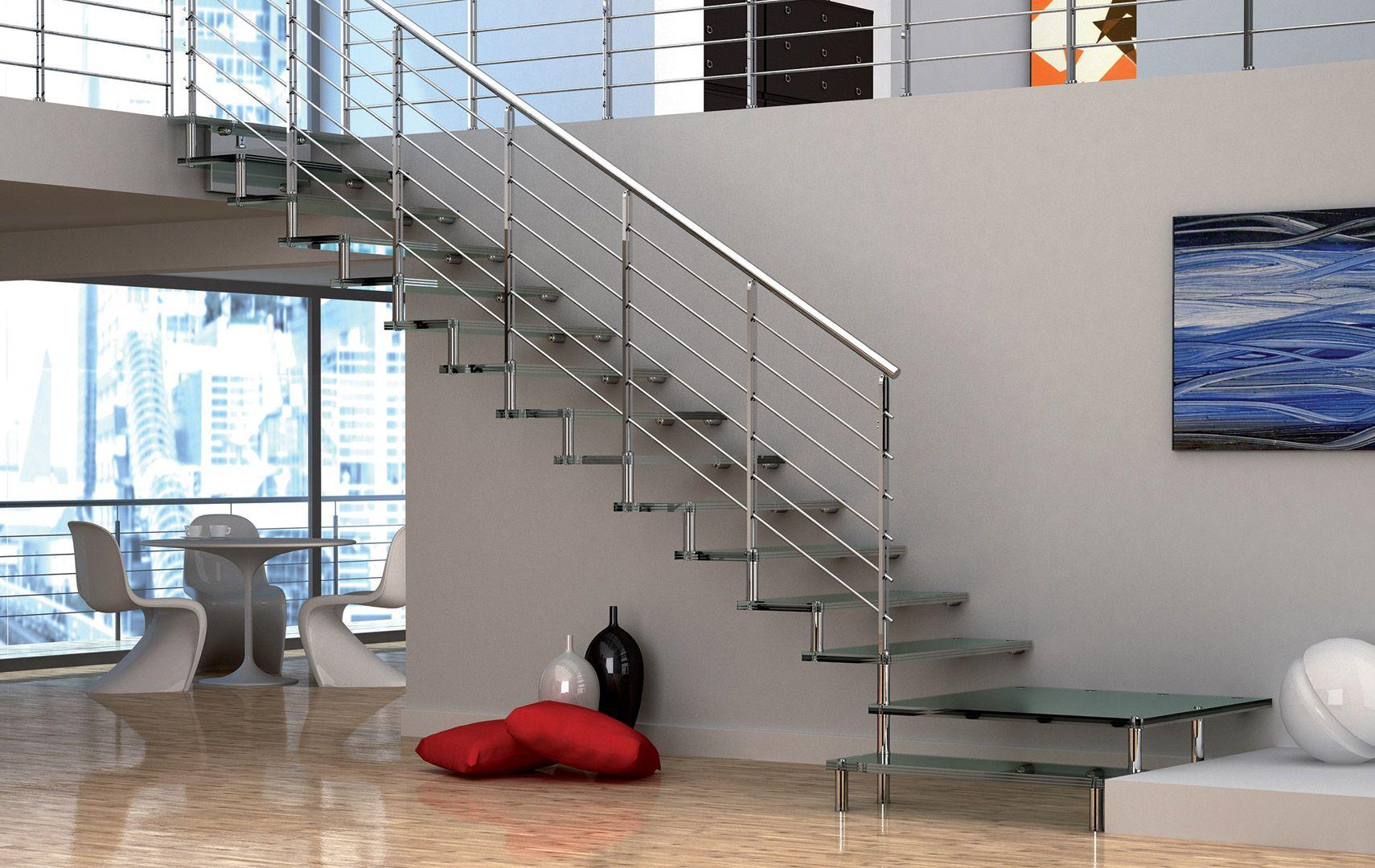 Scale a giorno scale per interni scale di legno for Scale in ferro per esterni prezzi