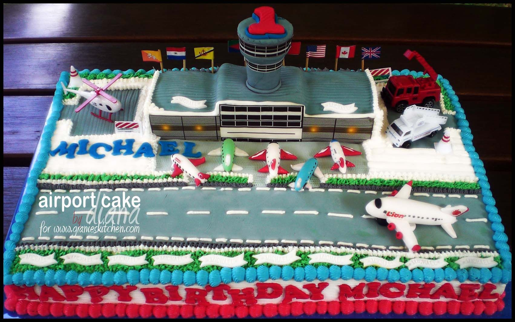 Ideas For Airport Birthday Party For Kids Airplane Birthday Party