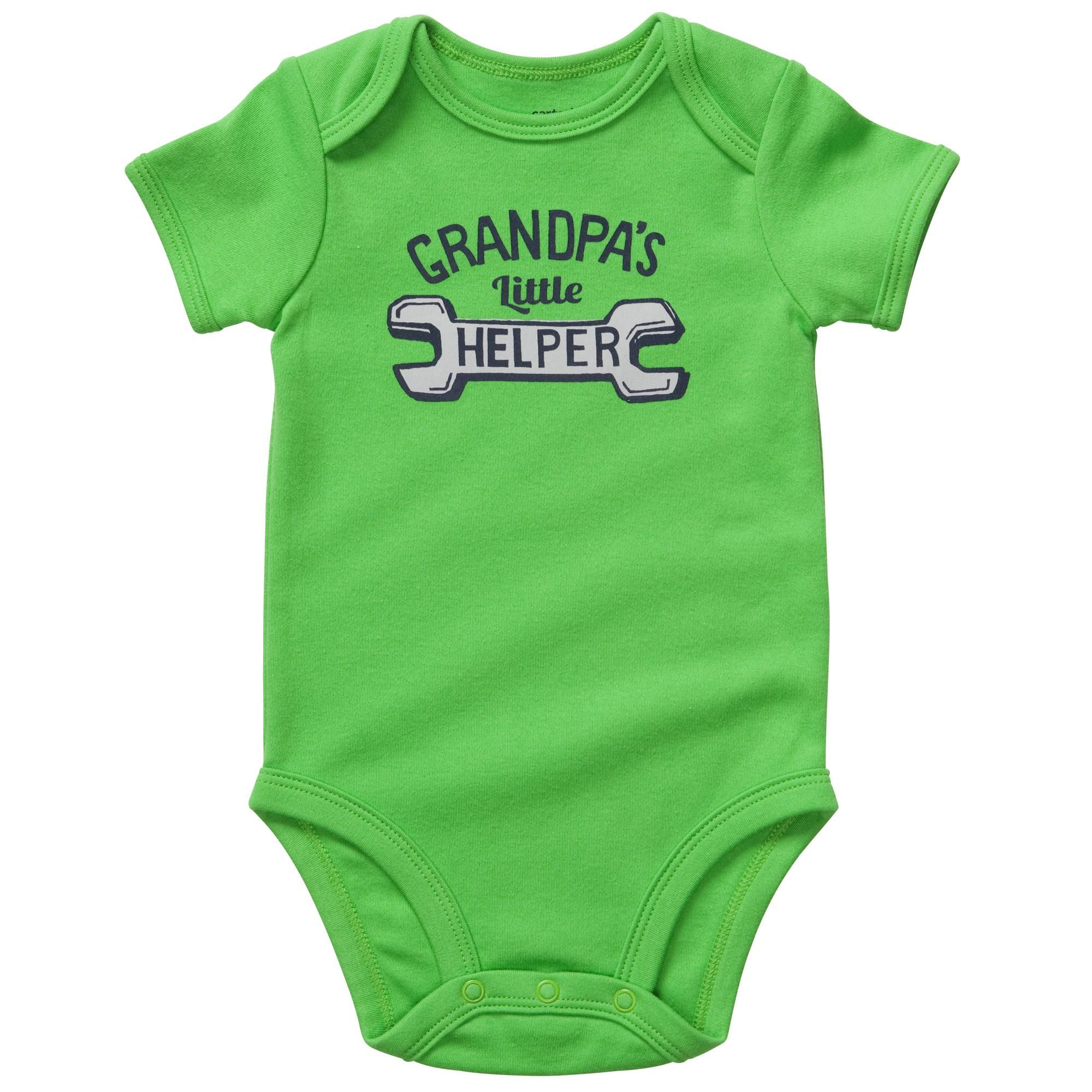 Cute Gift For Grandpa S Boy Baby Boy Outfits Baby