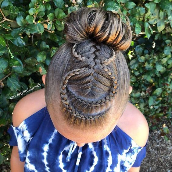Image result for trenzas 2018