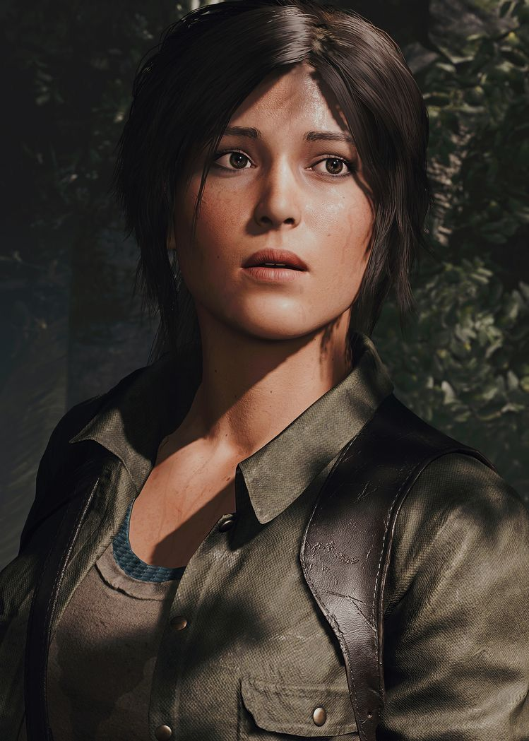 tomb raider 2018 screencaps