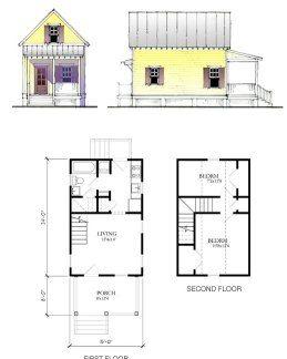 Lowe痴 Katrina Cottages Floor Plans