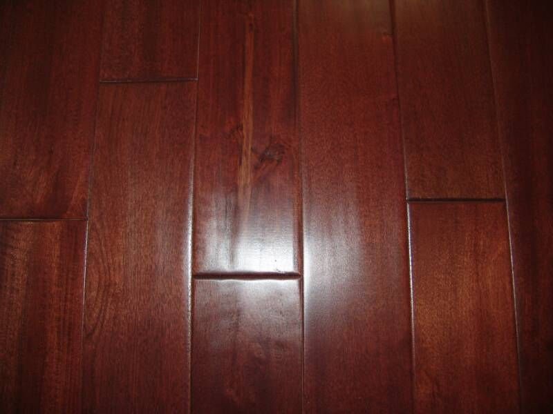 Cherry Wood Floors Love This Floor Is In My