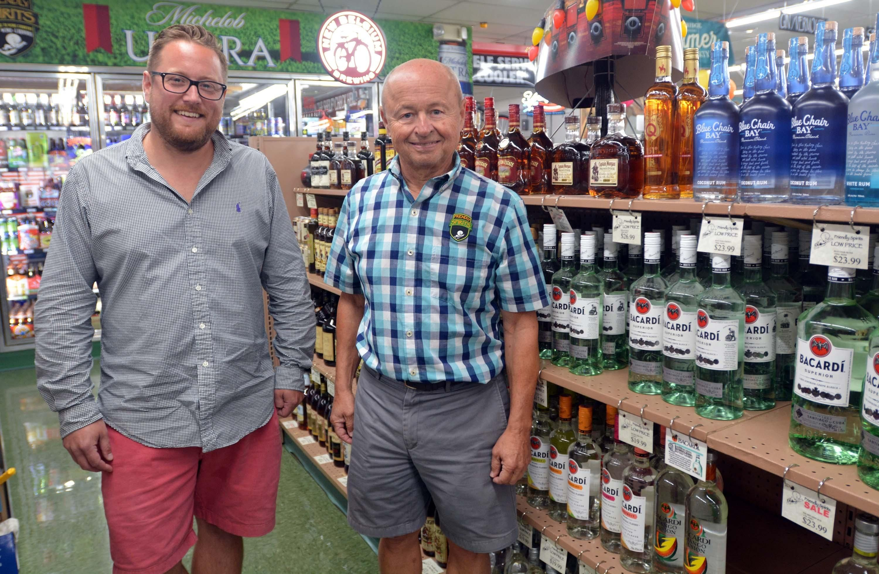 Region's package store owners Eliminating pricing laws