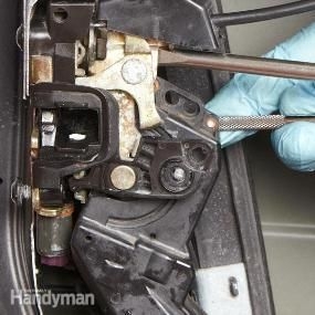 Replace Door Locks On Your Car Car Door Lock Auto Repair Truck Repair