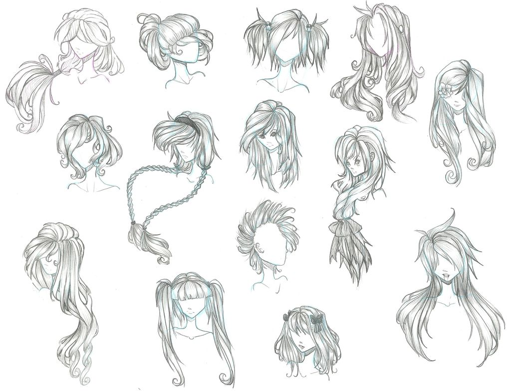 Wild hair (With images) Anime hair, Anime character