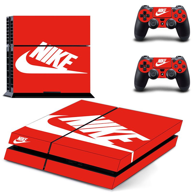 Faceplates, Decals & Stickers Capable Ps4 Slim Sticker Console Decal Playstation 4 Controller Vinyl Ps4 Ski 420 Skin 2 Outstanding Features Video Games & Consoles