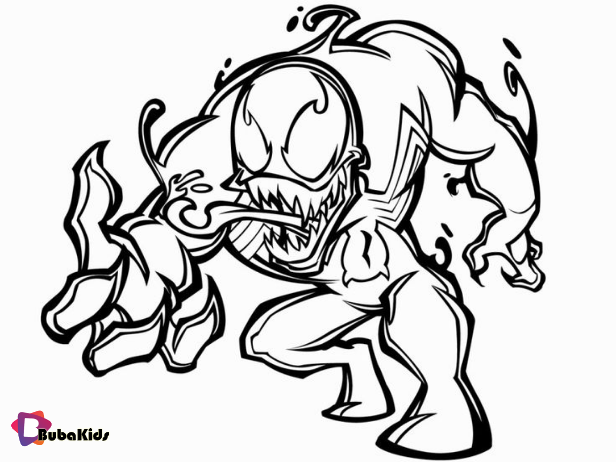 Venom Coloring Pages And Printable Coloring Pages Printable Venom Coloring Pages Printable Spiderman Coloring Cartoon Coloring Pages Coloring Pages