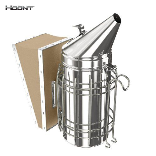 Bee Supply 11 Inch Stainless Steel Electric Bee Hive Smoker for Beekeeper