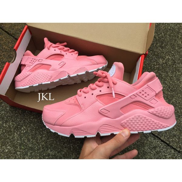 low priced 5cead 6982c Pink Petals Nike Huarache Womens Huarache Pink Petal Pink ...