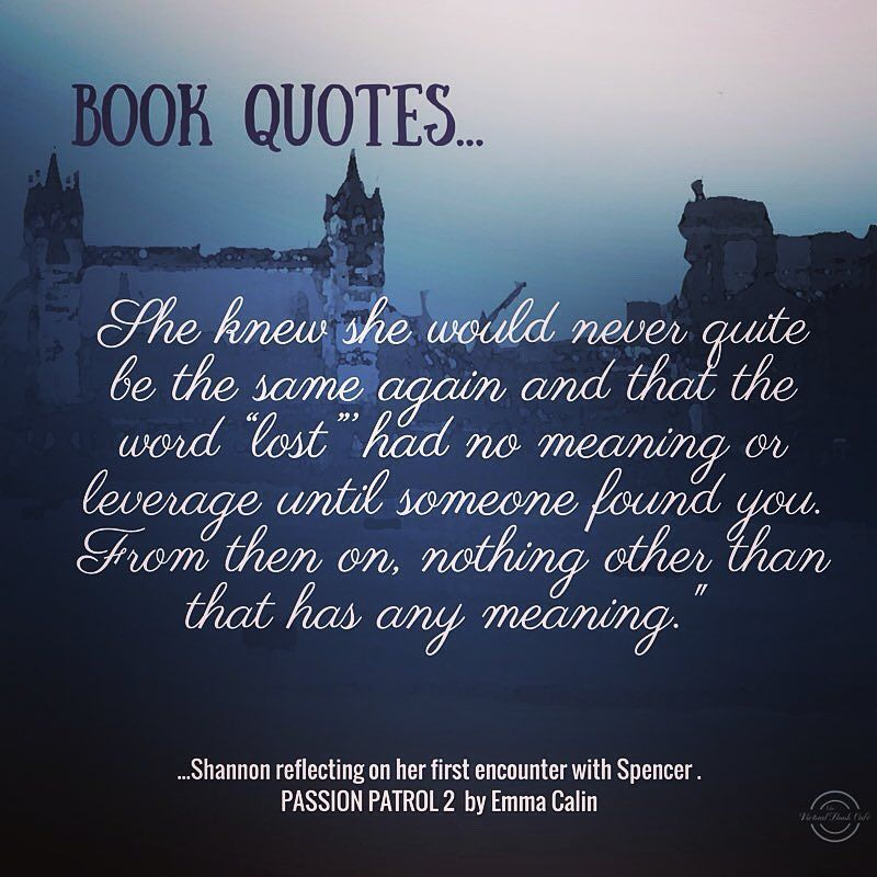 A quote from Emma Calin's Passion Patrol 2. It's a story of Cops and Slobbers.... A feisty female police officer who dishes out her own brand of justice - but falls head over heels with the widower father of a wayward boy she's investigating. But a jealous love-rival will stop at nothing to remove her.  Murder blackmail and intrigue unfold as the drama plays out in London Venice and Las Vegas.... And in the bed of Josephine (she of 'not tonight..' With Napoléon) . Click bio link for more or…