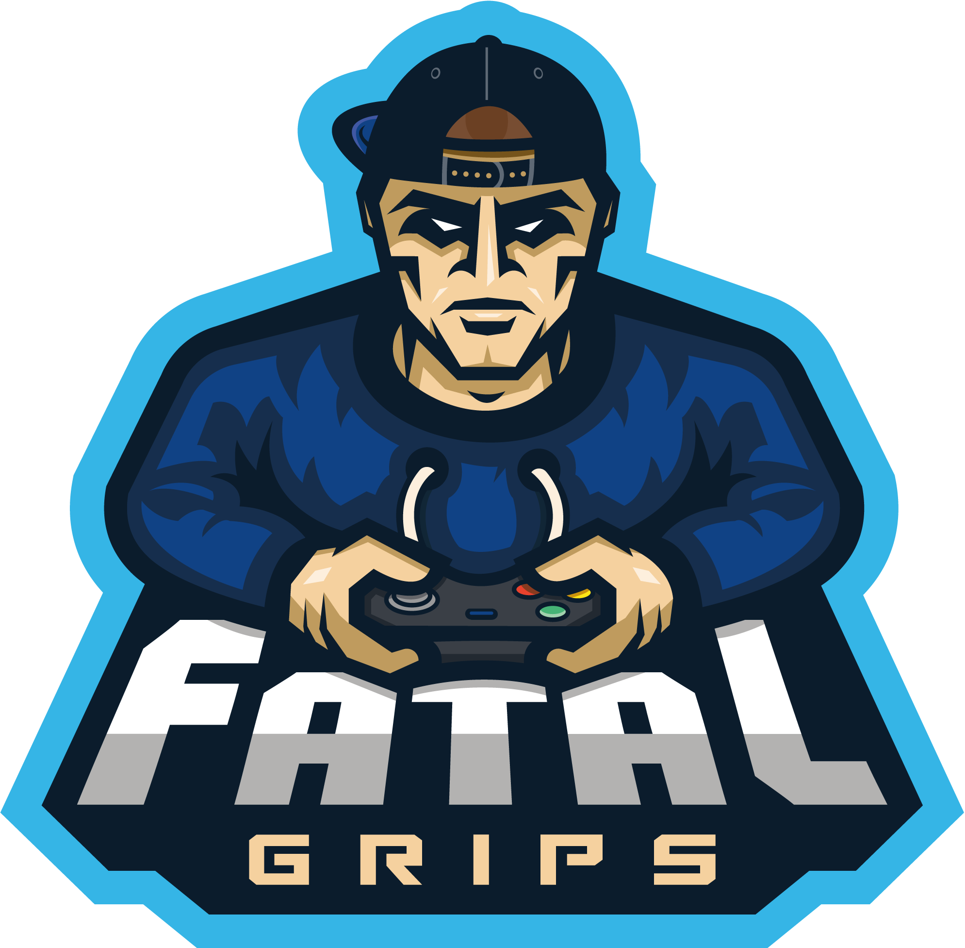 Fatal Grips Fatal Grips Xbox Accessories Gaming Accessories Grips