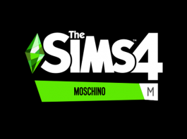 The Sims 4 Moschino Stuff Official Logo Box Art Icon And Render Sims 4 Sims Box Art