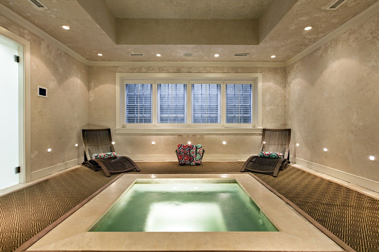 Home Spas That Rival Those in Big Hotels | Spa, Hot tubs and Tubs