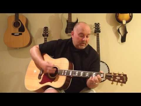 How to Play Pancho and Lefty - Townes Van Zandt (cover) - Easy 4 ...
