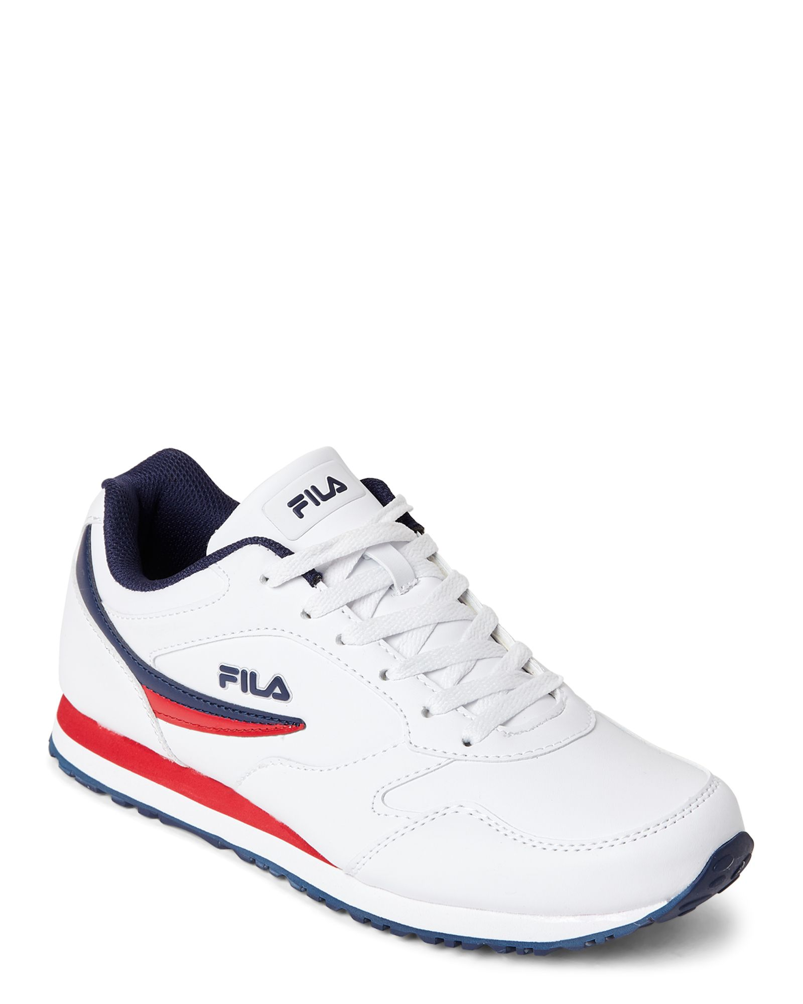 Classico 2019apparel In Whiteamp; Navy 18 Jogger Sneakers ybf7Y6g