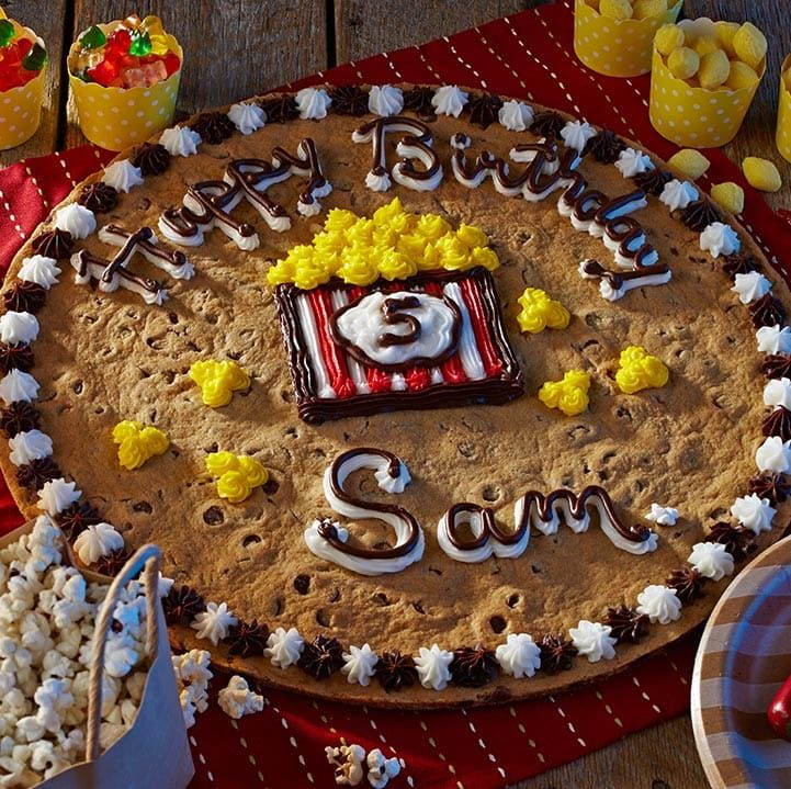 About Our Cookie Cakes