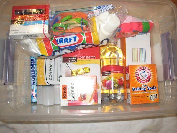 kitchen pantry science